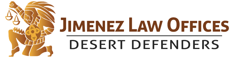 Jimenez Law Offices – Palm Desert Defense Attorney / Palm Springs DUI Attorney Retina Logo